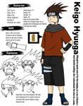Keigo - Naruto OC