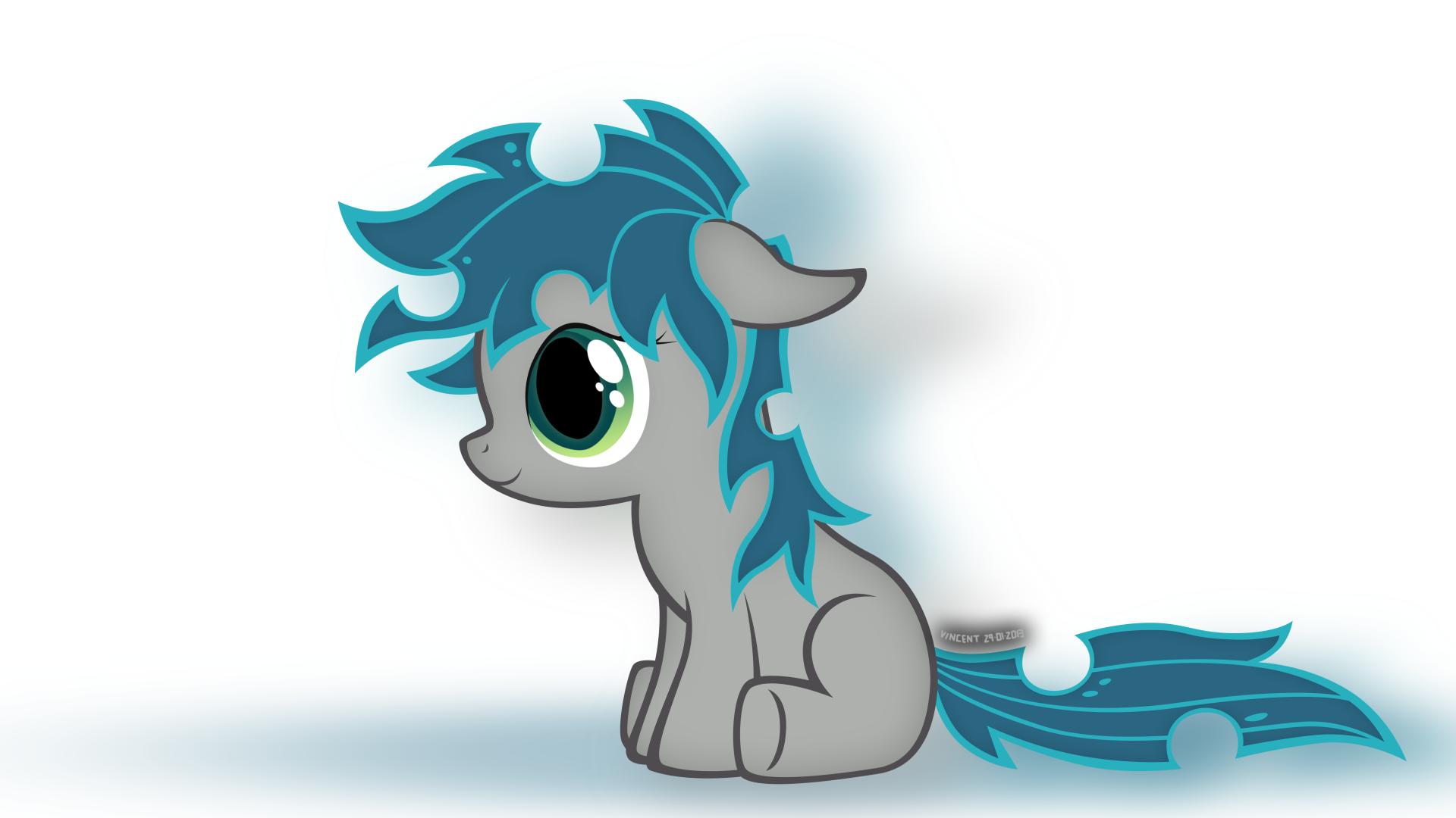 MLP#3 Aurora by SymbianL