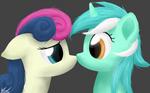 Hint Hint - Bonbon and Lyra