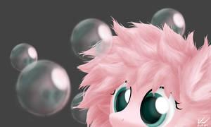 Bubbles - Fluffle Puff by SymbianL