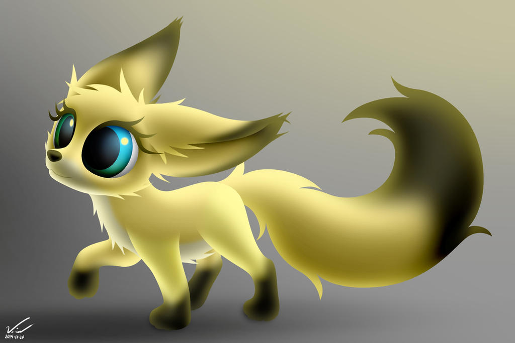 Fennec Fox Concept By Symbianl On Deviantart