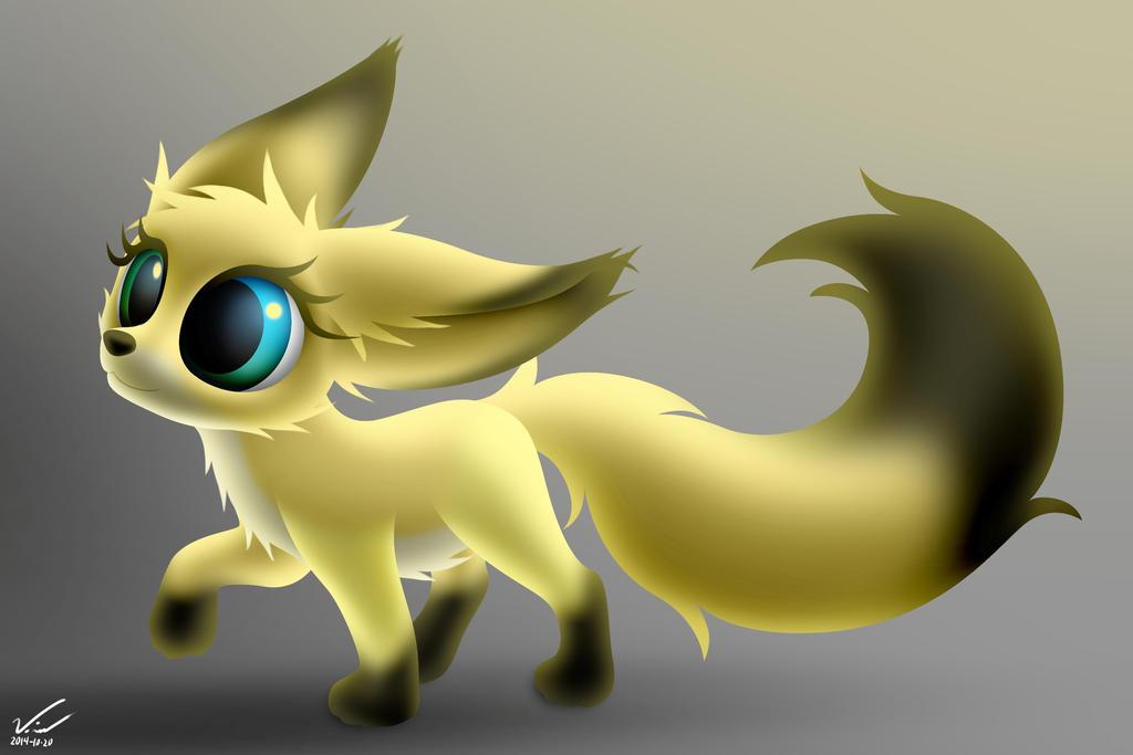 Fennec Fox Concept by SymbianL