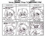 Doing Awkward things to Cherry