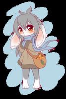 Furry Rabbit Vendor by SymbianL