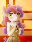 Sweetie Belle Afternoon Tea