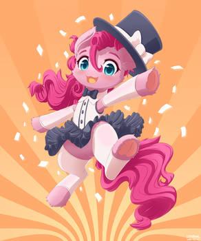 Pinkie Showpony