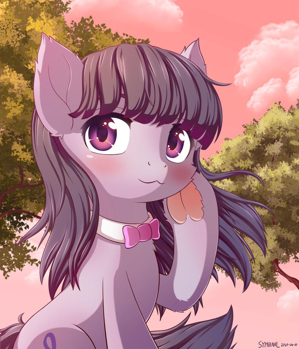 Octavia Portrait