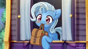 That Cute Trixie Scene