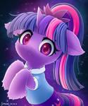 SciTwi Pony No Glasses
