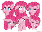 Pinkie Faces by SymbianL