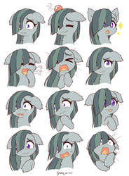 Many Marble Faces by SymbianL