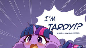 Twilight is Late for Class