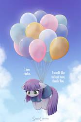 Maud Pie's Balloon Adventure