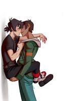 Space gays by Socij