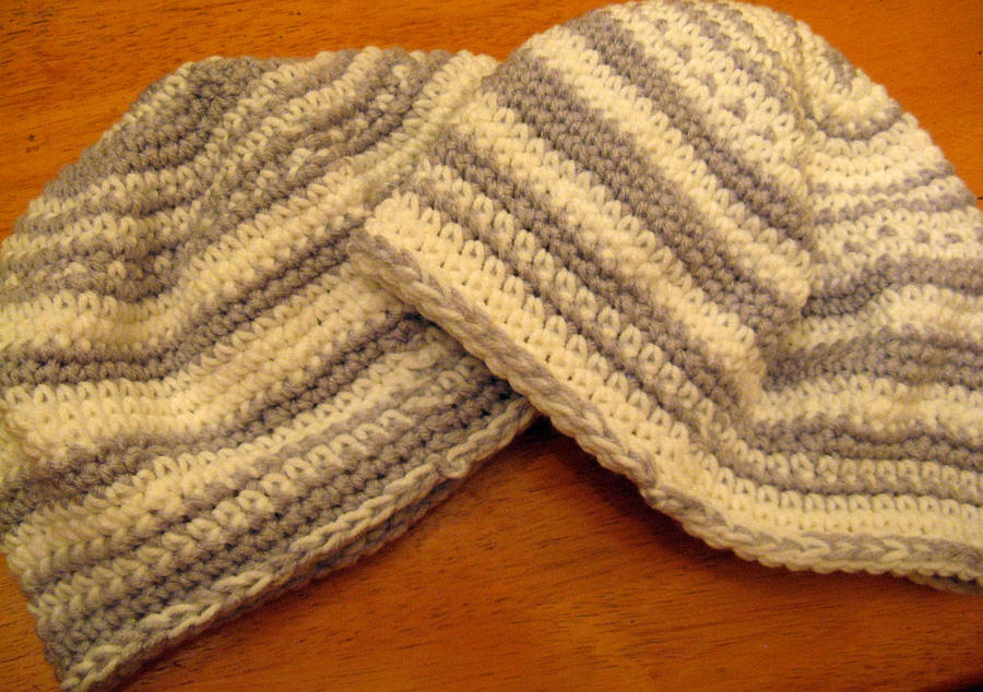 Crochet Pattern Skull Hat Traitoro For