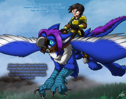 The new Gryphon mount 3