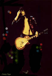 Happy Birthday Jimmy Page by FrozenMinted