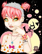 Sweet, Like Pink Lemonaid... by valokilljoy