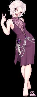 The Priestess. by valokilljoy