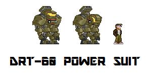 DRT-60 Power Suit by Mechanox