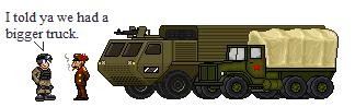 Big truck by Mechanox