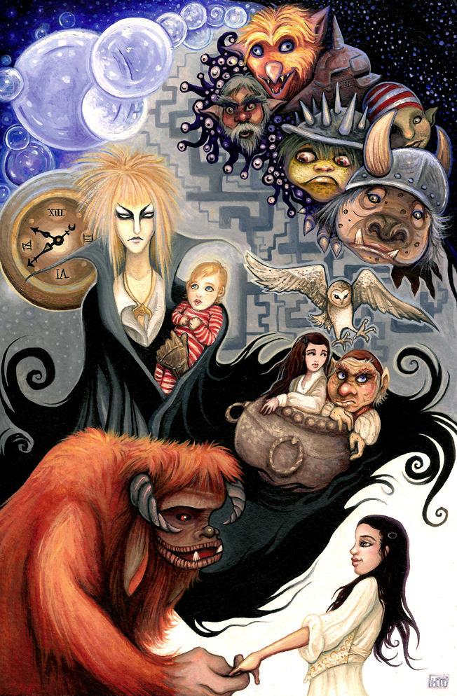 Labyrinth by HollyTheTerrible