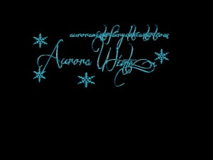 AuroraWinterFairy's Profile Picture