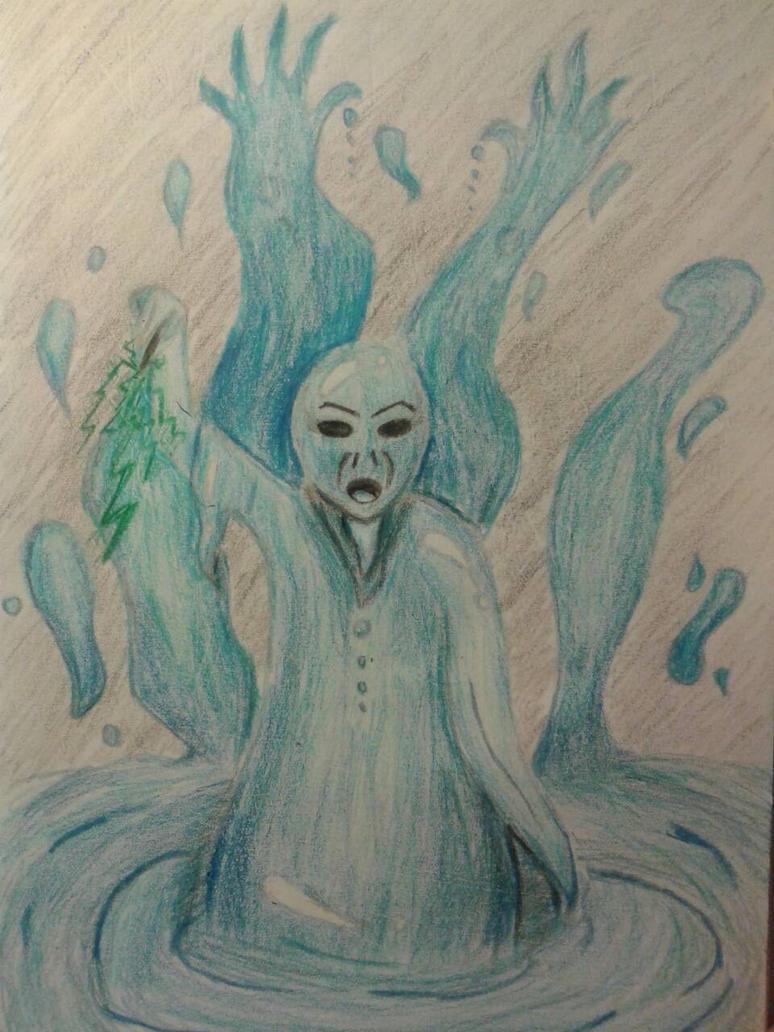 Lord Watermort by AuroraWinterFairy