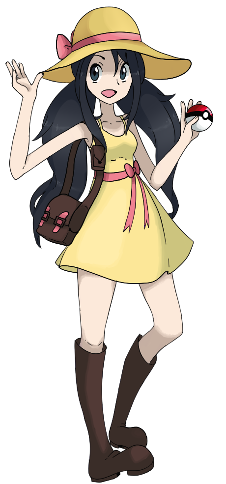 from Dilan pokemon gril trainer neiked