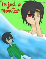 I'm just a monster 1/3 by Sanlina