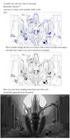 Rendering tutorial Black and white to color Rd