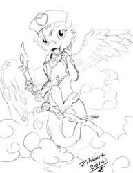 Cupid dragon.