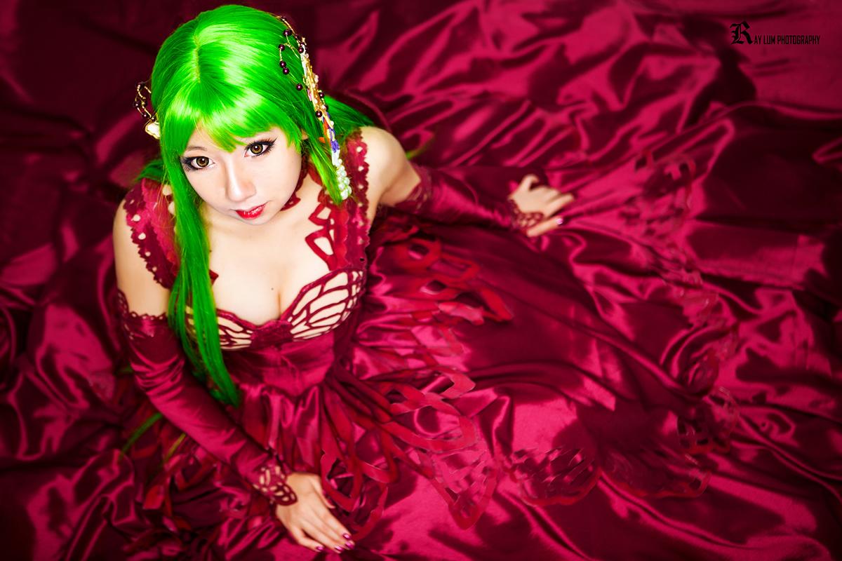 The Immortal Witch by KakeranoTsuki