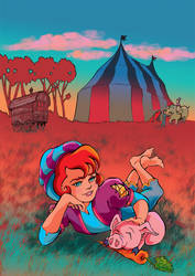 Circus by ReinaCnl