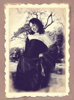 Mujer alegre 1900 by ReinaCnl