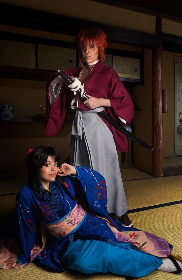 Rurouni Kenshin by Yosisakura