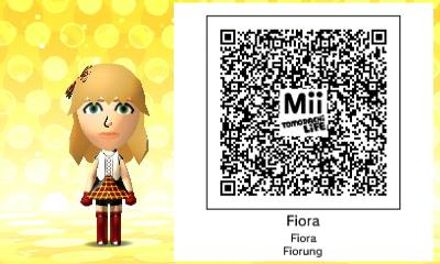 Tomodachi life qr code fiora from xenoblade by crynal on deviantart