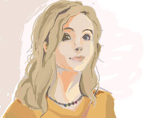 Annabeth Chase lineartless