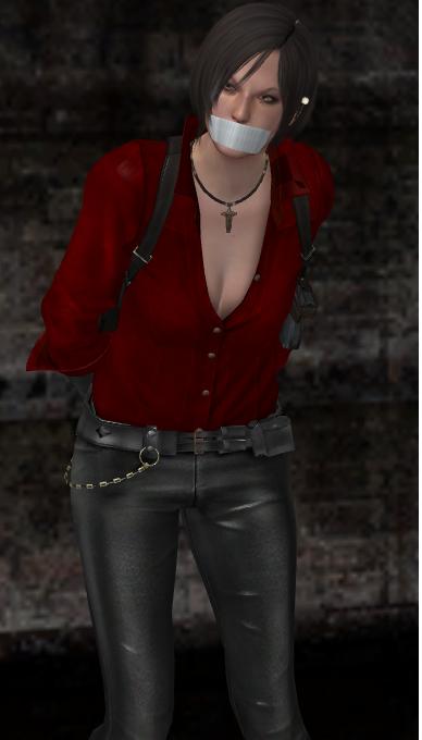 Ada Wong Resident Evil 2 cosplay by Elena Himera (8 pics