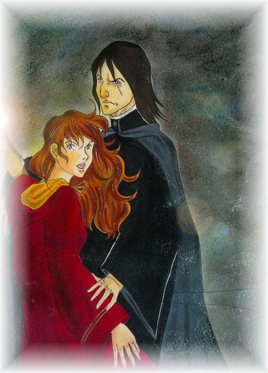 Hermione's Choice by Artemissia-G