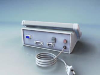 Digital panel meters CD2100 Back by MADFox-prod