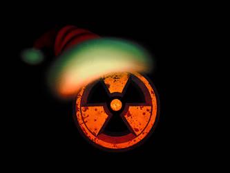 Duke Nukem Nuclear logo New Year Edition