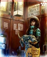 dog_robot by miyazakiakira