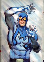 Blue Beetle by JoeComicBook