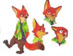 Disney's 'Zootopia': A Study in Nick (Part II)