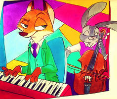 Nick and Judy's Duet