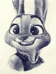 Disney's Zootopia: Judy Hopps