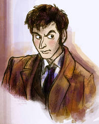 Last of the Time Lords by AlexandraBowmanArt