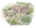 12th century manor house
