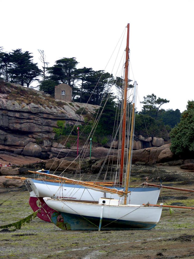 Boats by snake0644